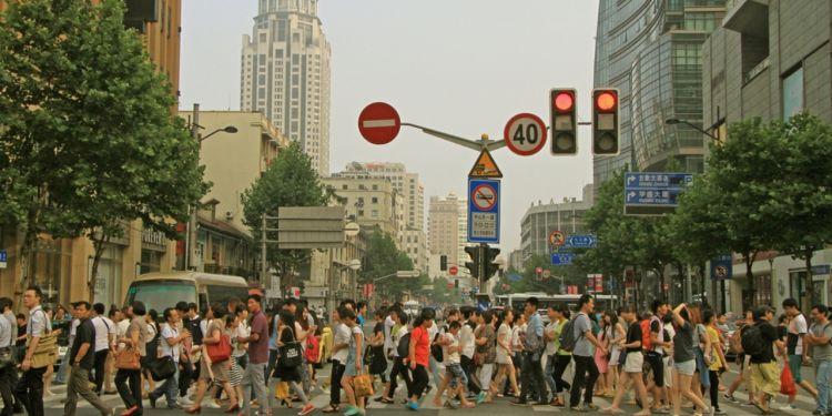 The Shanghai labour market