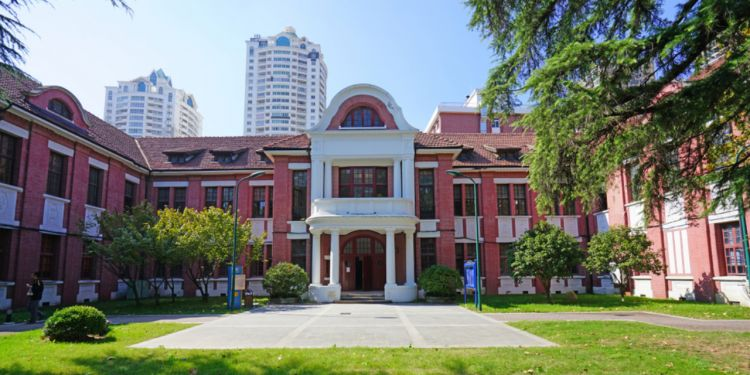 Study in Shanghai